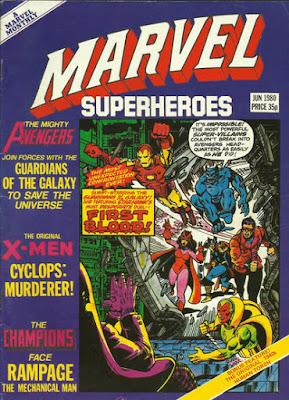 Marvel Superheroes #362
