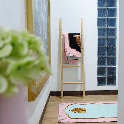 Gambar Rancangan Desain Mushola Minimalis Rumah Kecil