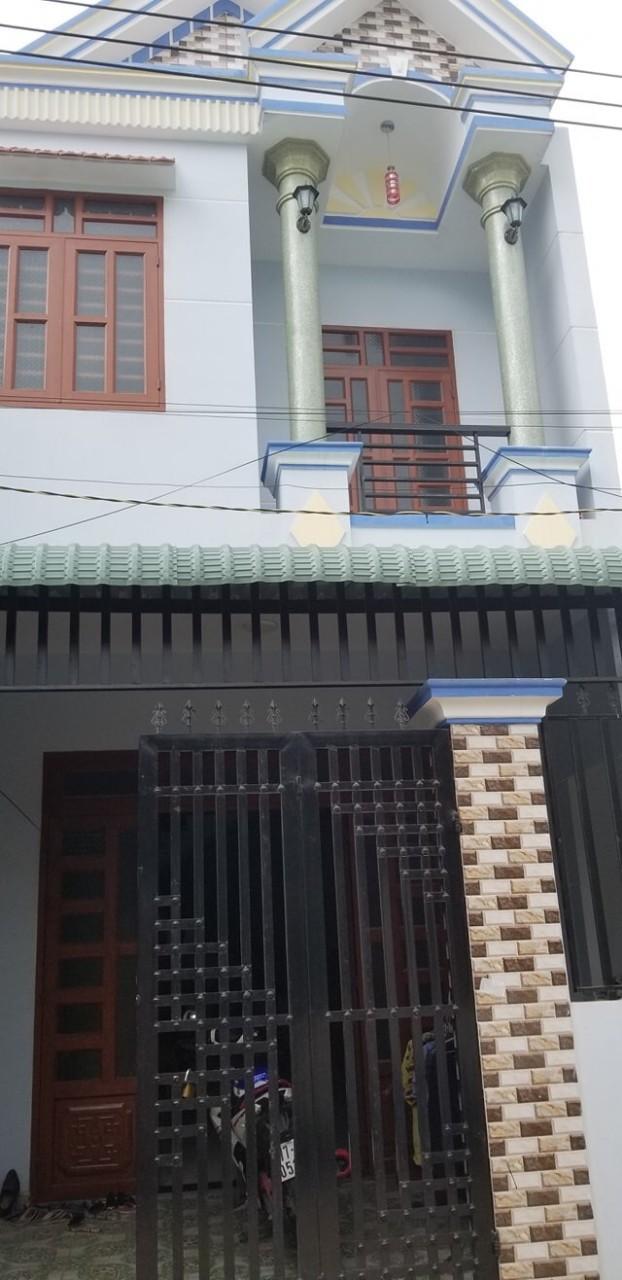 Cần tiền gấp! nên bán rẻ căn nhà ở gần ngay vòng xoay An Phú, Thuận An, Bình Dương.