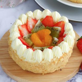 SayChiz 12cm MixFruit Cheesecake