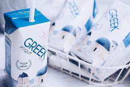 Inilah Greek Yoghurt tinggi protein dan rendah lemak