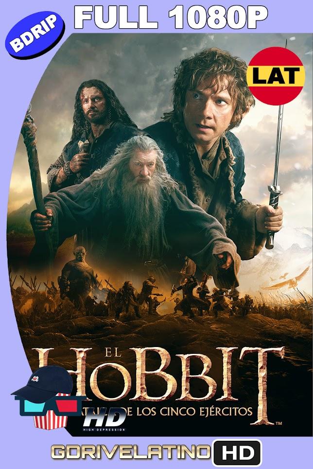 El Hobbit : La Batalla de los 5 Ejercitos (2014) EXTENDED EDITION BDRip 1080p Latino-Ingles MKV