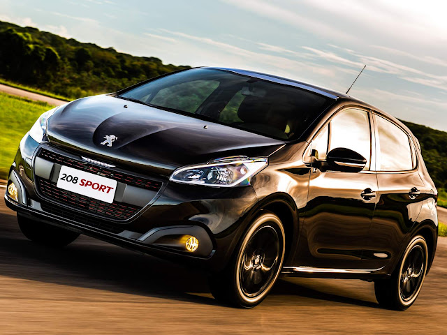 Peugeot 208 Sport 2017