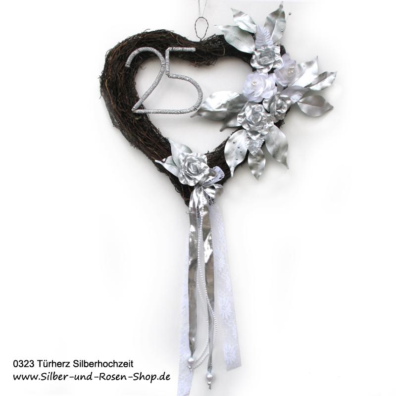 Neues Im Silber Und Rosen Shop Türschmuck Türkranz