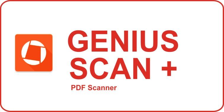 Aplikasi Scan Tanda Tangan Genius Scan