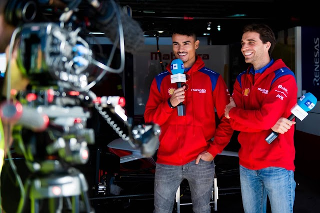 MAHINDRA RACING TEAM IS ON THE SEARCH FOR 'MINI PASSIONEERS' TO INTERVIEW MAHINDRA RACING'S JEROME AND PASCAL