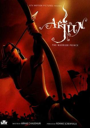 Arjun The Warrior Prince 2012 HDRip 300MB Hindi ORG 480p Watch Online Full Movie Download bolly4u
