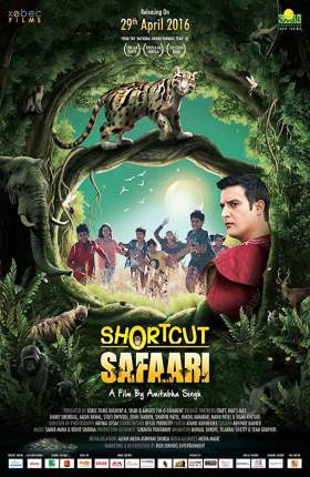 Shortcut Safari 2016 Hindi 300MB WEB-DL 480p