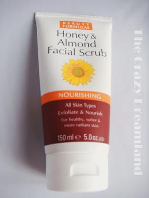 facial scrub beauty formulas