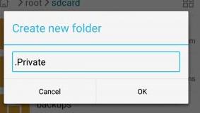 Cara Menyembunyikan Foto Dan Video Pribadi Di Android