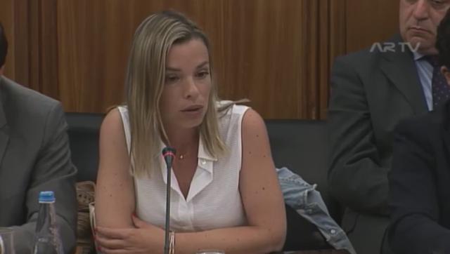 Deputada figueirense Ana Oliveira questiona Ministra da Saúde sobre a dispensa de pagamento de taxas moderadoras