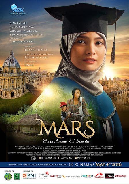 [Review Film MARS] PERJUANGAN MERAIH MIMPI