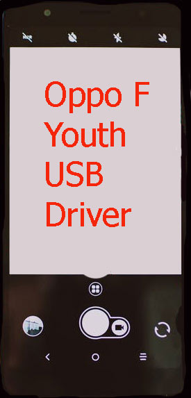 Oppo F5 Youth USB Driver Download