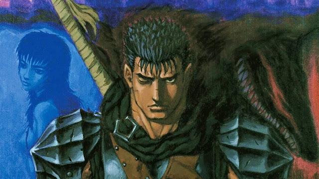 Volume 41 do Mangá de Berserk será lançado em Dezembro no Japão