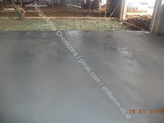 Floorhardener Tahap 3