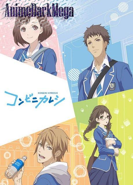 [AnimeDarkMega] Descargar Konbini Kareshi [12/12] por Mega