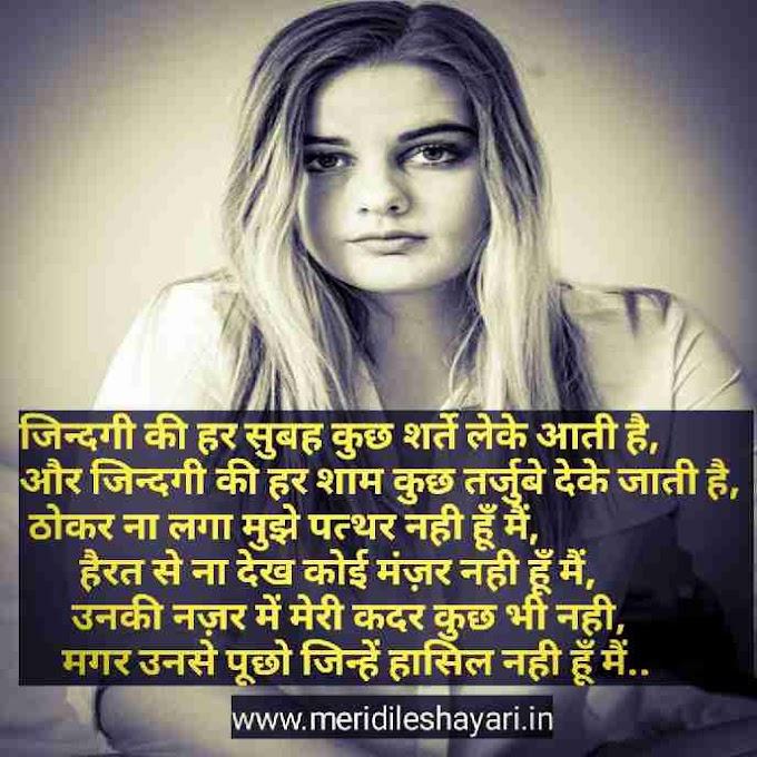Kadar Nahi Meri Shayari