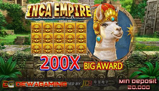 Situs Fafaslot88 Inca Empire JDB