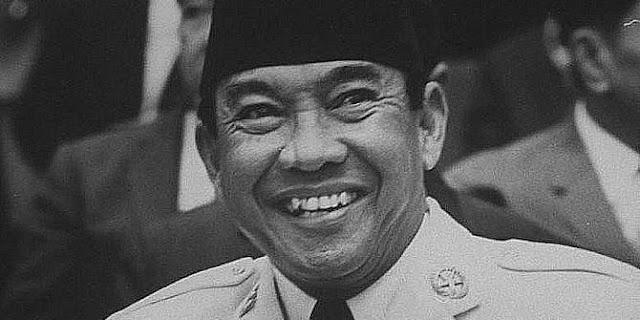 Soekarno, Presiden pertama RI