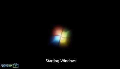 تنصيب النسخة النهائية من ويندوز 7