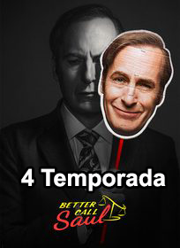 Assistir Better Call Saul 4 Temporada Online Dublado e Legendado