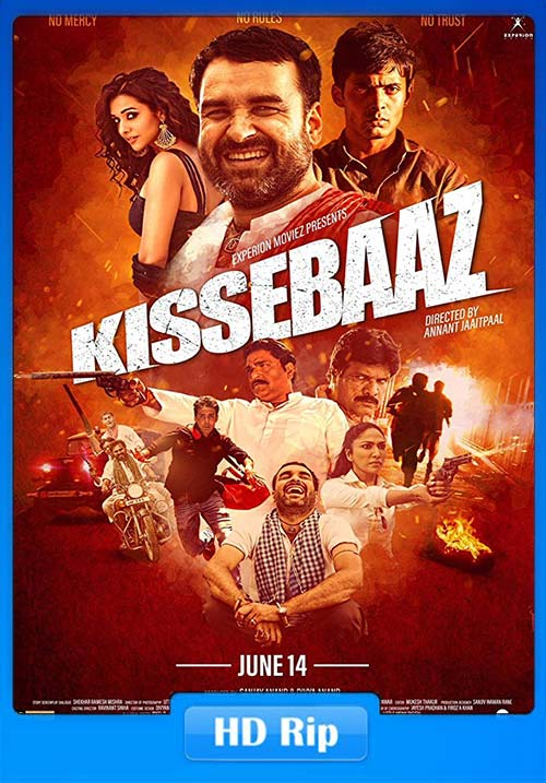 Kissebaaz 2019 720p Hindi HDRip x264 | 480p 300MB | 100MB HEVC