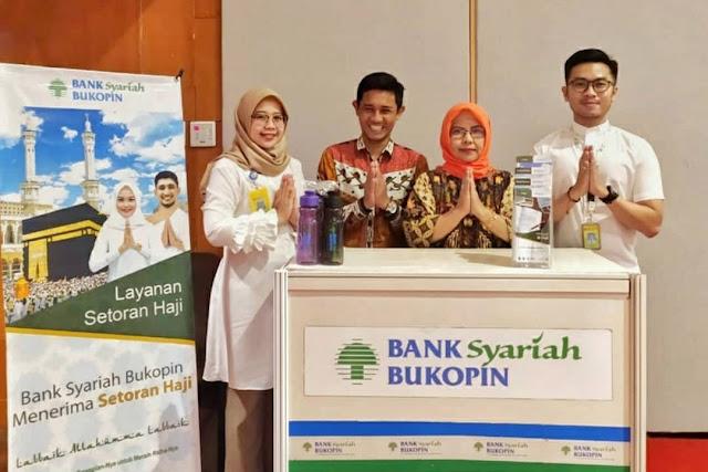 Foto kantor cabang Bank Bukopin Syariah Samarinda