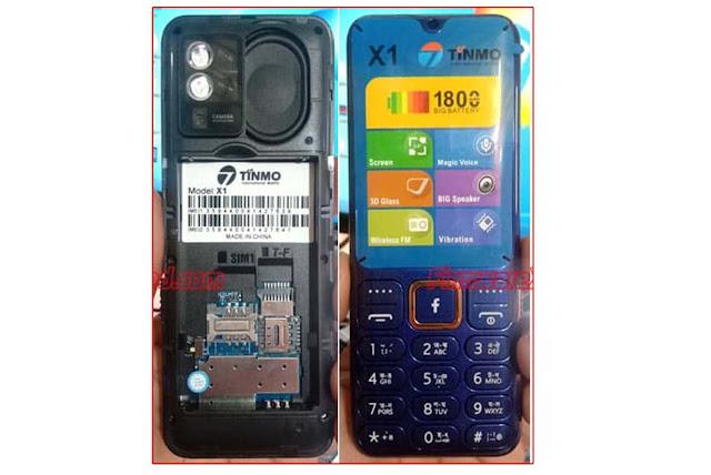 Tinmo X1 6531E Flash File (NEW) 100% Tested