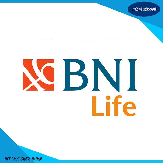 Rekrutmen Lowongan Kerja PT BNI Life Terbaru 2020