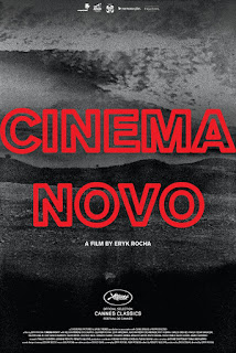 "Poster do filme ""Cinema Novo"""