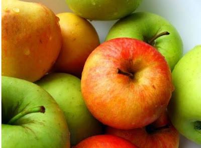 cara menyimpan buah apel di kulkas