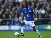PSG completed the transfer of Idrissa Gueye from Everton