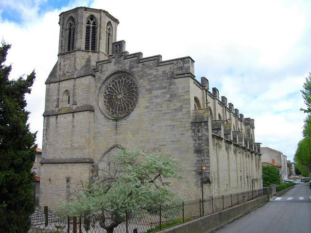 Catedral Saint-Michel em Carcassonne