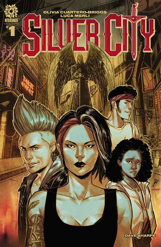 Cover of Silver City #1