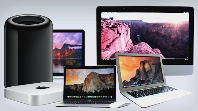 Apple laptop, iPad, iPod, iPhone‎, imac 2016
