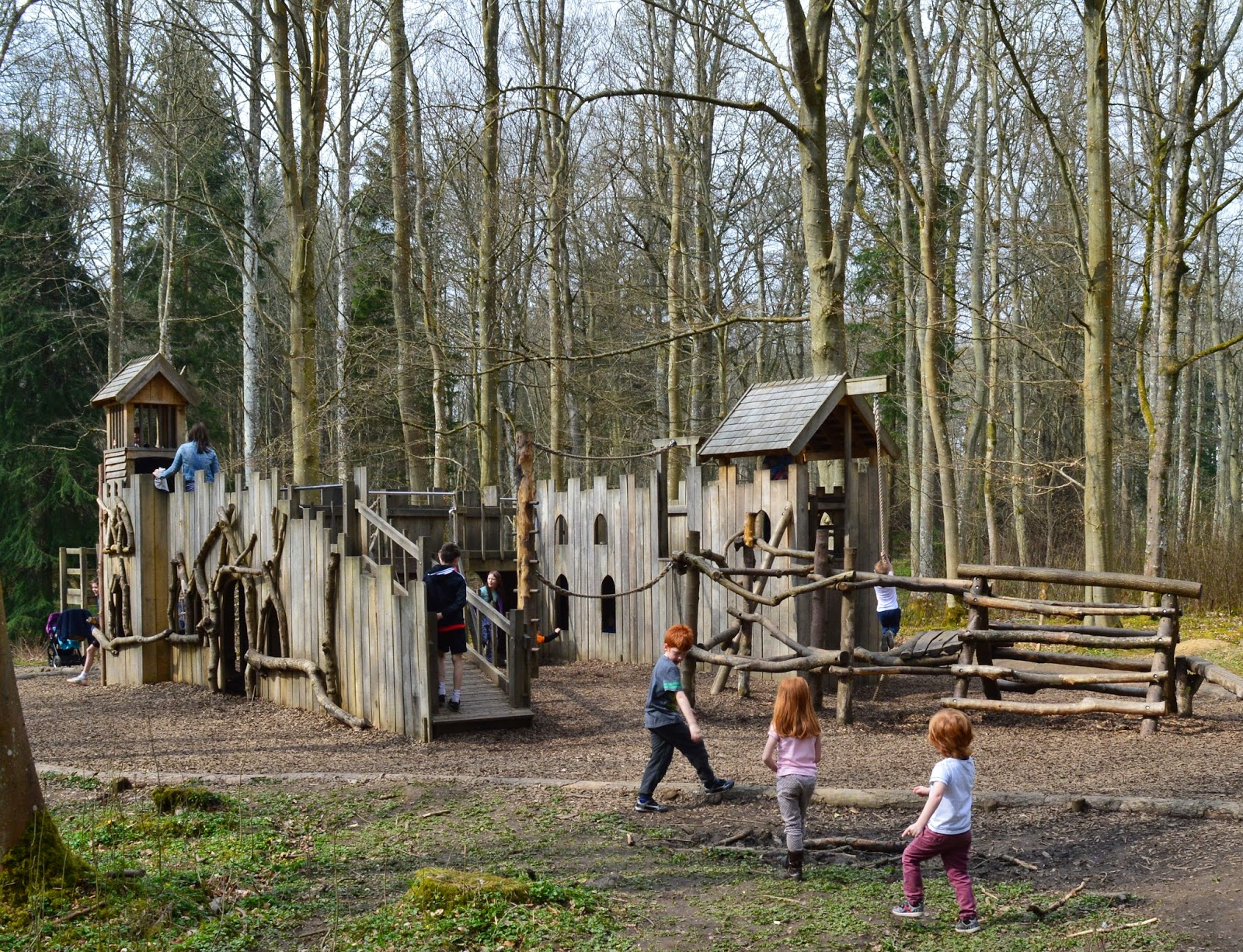 30+ Places To Take Your Toddler Across North East England Before They Start School  - wallington