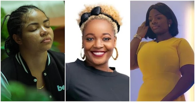 BBNaija2020: Nengi says it's going to take Lucy, Dora and Ka3na a lot of years to achieve what she achieved at 22 (Video)