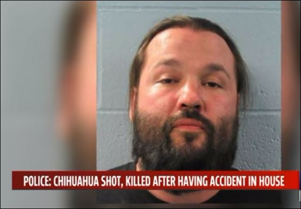 Edmond man charged with animal cruelty after shooting chihuahua with .357 Magnum