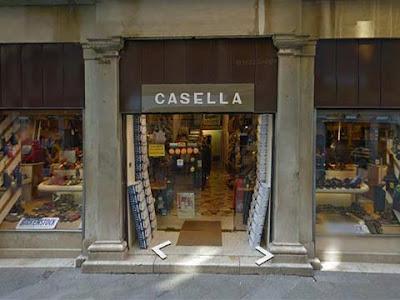 Immagine storica del negozio Casella a San Bartolomeo