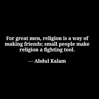 A.P.J. Abdul Kalam Thoughts Quotes