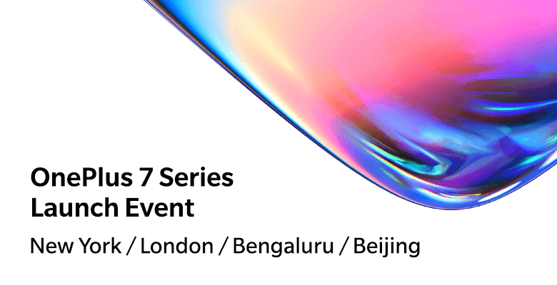 OnePlus 7 Series Will Be Unveiled On May 14
