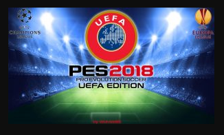 PES 2018 UEFA Edition 2.0 Updated Version by Wolves85 Single Link