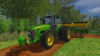 John Deere 8530 FS 15