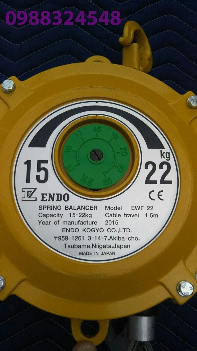 Pa lăng cân bằng Endo EWF-22
