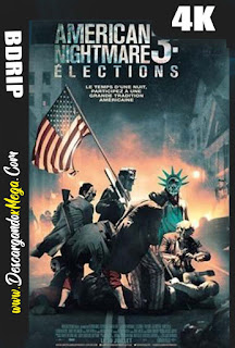 The Purge Election Year (2016) 4K UHD [HDR] Latino-Ingles