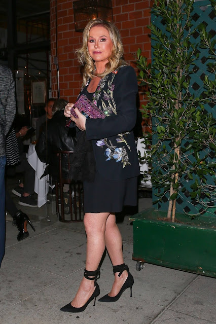Kathy Hilton – Arriving at Mr. Chow restaurant in Beverly Hills