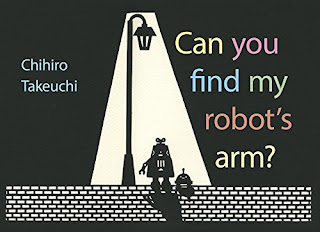 Can You Find My Robot's Arm? - When a robot loses his arm, the search is on. If the arm can't be found, what can be used as an arm instead? A broom? A leaf? Scissors?