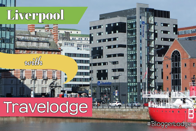 Liverpool Central The Strand Travelodge Hotel Review #BloggerLodge