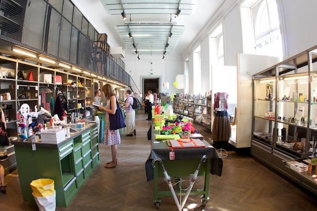 Compras na Gumpendorfer Strasse, Lindengasse e Kirchengasse