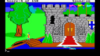 Videojuego King's Quest Quest for the Crown